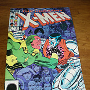 Marvel Comics  The Uncanny X-MEN 1985 Comic Book