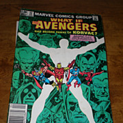 Marvel Comics The Avengers 1982