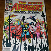 Marvel Comics The Mighty Avengers 1984