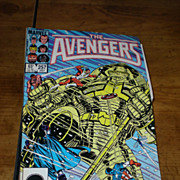 Marvel Comics The Avengers 1985