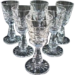 "Vintage Waterford Crystal Liqueur Glasses ""Kylemore"""