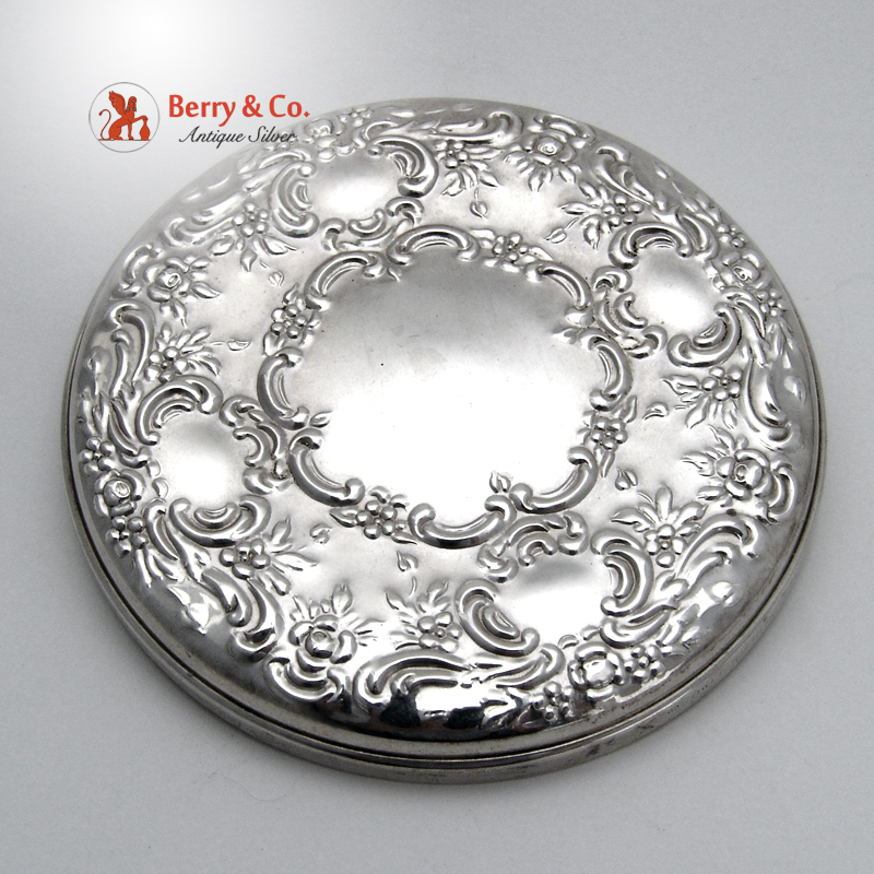 Vintage Pocket Mirror 41