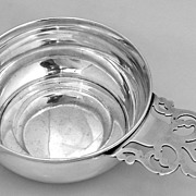 Porringer Baby Bowl Towle Sterling Silver No Monograms 1900