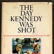 The Day Kennedy was Shot 1968 Book