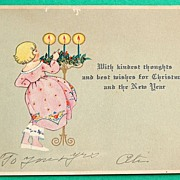 Deco Christmas & New Years Card