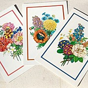 REDUCED Vintage 1988 Reader's Digest Set Of 12 Greeting Cards