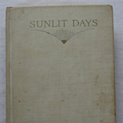 Rare Vintage 1917 Sunlit Days Florence Hobart Perin