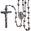 Art Deco Sterling Silver Rosary