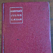 1904 Shakespeare's Julius Caesar