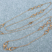 Golden Trifari Necklace