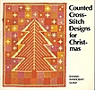 Book:  Counted Cross Stitch Design for Christmas
