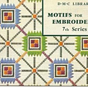 Cross Stitch Book: DMC Library Motifs for Embroiders