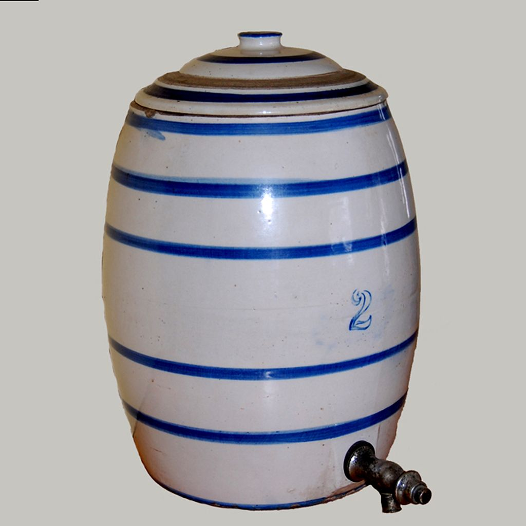 Country Crock Keg with Spigot
