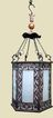 Hanging Lantern Old European Style