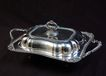 SilverPlate Serving Dish with Cover