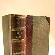Life In Paris 1st edition 1822