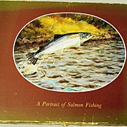 Salmon Fishing Book Ltd Edition