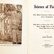 Fishing Book The Science of Fishing