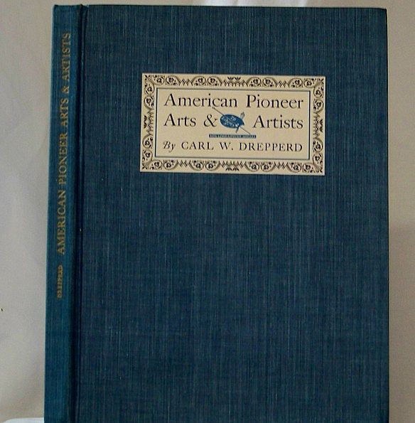 American Arts & Artist by Carl W. Drepperd 1942