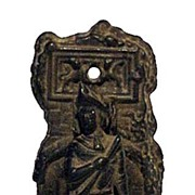 Cast Iron Centurion Door Knocker