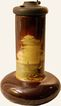 Welller Dickensware Oil Kerosene Lamp