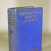 Antique Reference Practical Book On Chinaware