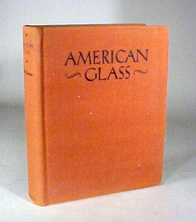 American Glass Book Antique Reference
