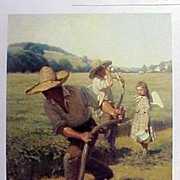 SALE N.C. Wyeth Art Book Illustrations Paintings