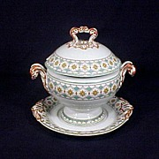 Copeland Late Spode Tureen & Under Plate