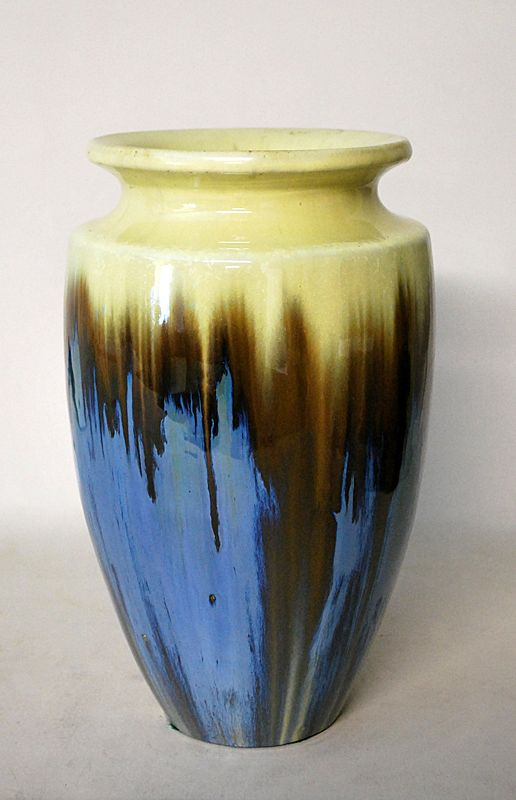 Fulper Art Pottery Vase signed