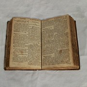 Medical Book 1653 Nich Culpeper