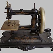 19th Century Table Top Sewing Machine