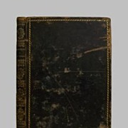 Mysteries of Trade 1825 Leather Bound