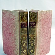 Guide To Londres 2 Vol Set French 1788