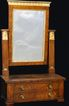 Table Top Dressing Stand Rosewood Gilt Mounts