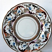 6 Royal Crown Derby Plates