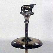 Sterling Silver Hat Pin Holder