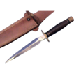 Rare Double Edged Dagger/ Knife by Ralph Bone