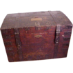Historic British Admiral's Sea Chest- Admiral Lord Sir William FitzRoy of Grafton