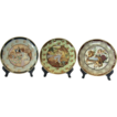 3 &quot;Once Upon A Rhyme&quot; Heinrich/Villeroy & Boch Collector Plates