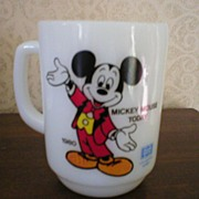 SALE Anchor Hocking Mickey Mouse Mug
