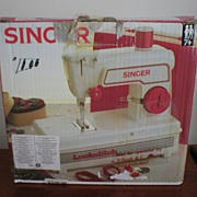 Singer Lockstitch Sewing Machine