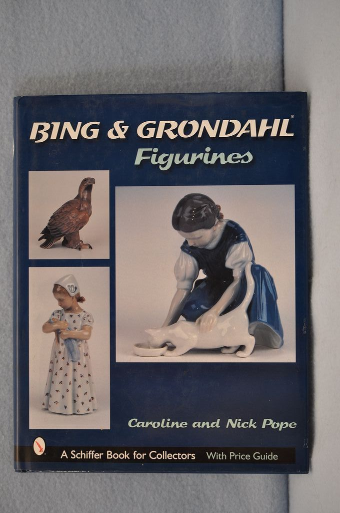 Bing & Grondahl Figurines
