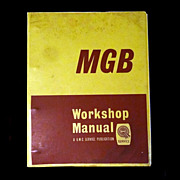 MGB 1966 Technical Service Workshop Manual