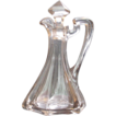 Paneled Flute EAPG Cruet Tall and Lovely!