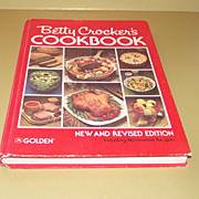 Betty Crocker  New Revised Edition 1978 Cook Book