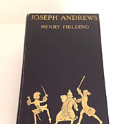 JOSEPH ANDREWS by Henry Fielding.  1929 London Bodley Head Pub.  Mint condition.