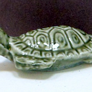 Wade Whimsies Sea Turtle Miniature Figurine 1978