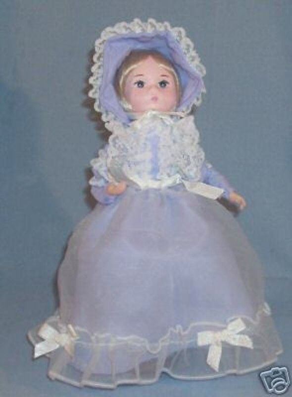 Vintage Bradley Doll Miss May