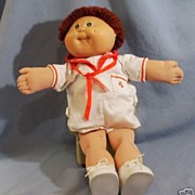 Cute Cabbage Patch Kids Doll
